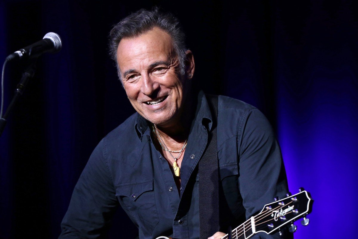 Bruce Springsteen le firmó el justificativo de ausencia a un pibe