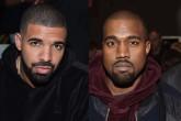 Confirmado: Kanye West y Drake trabajan en un álbum juntos