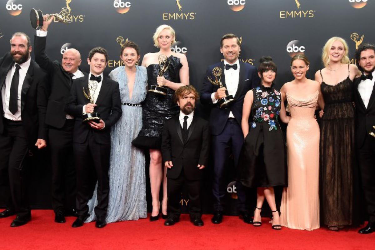 Emmy 2016: Game of Thrones se convierte en la serie más premiada en la historia