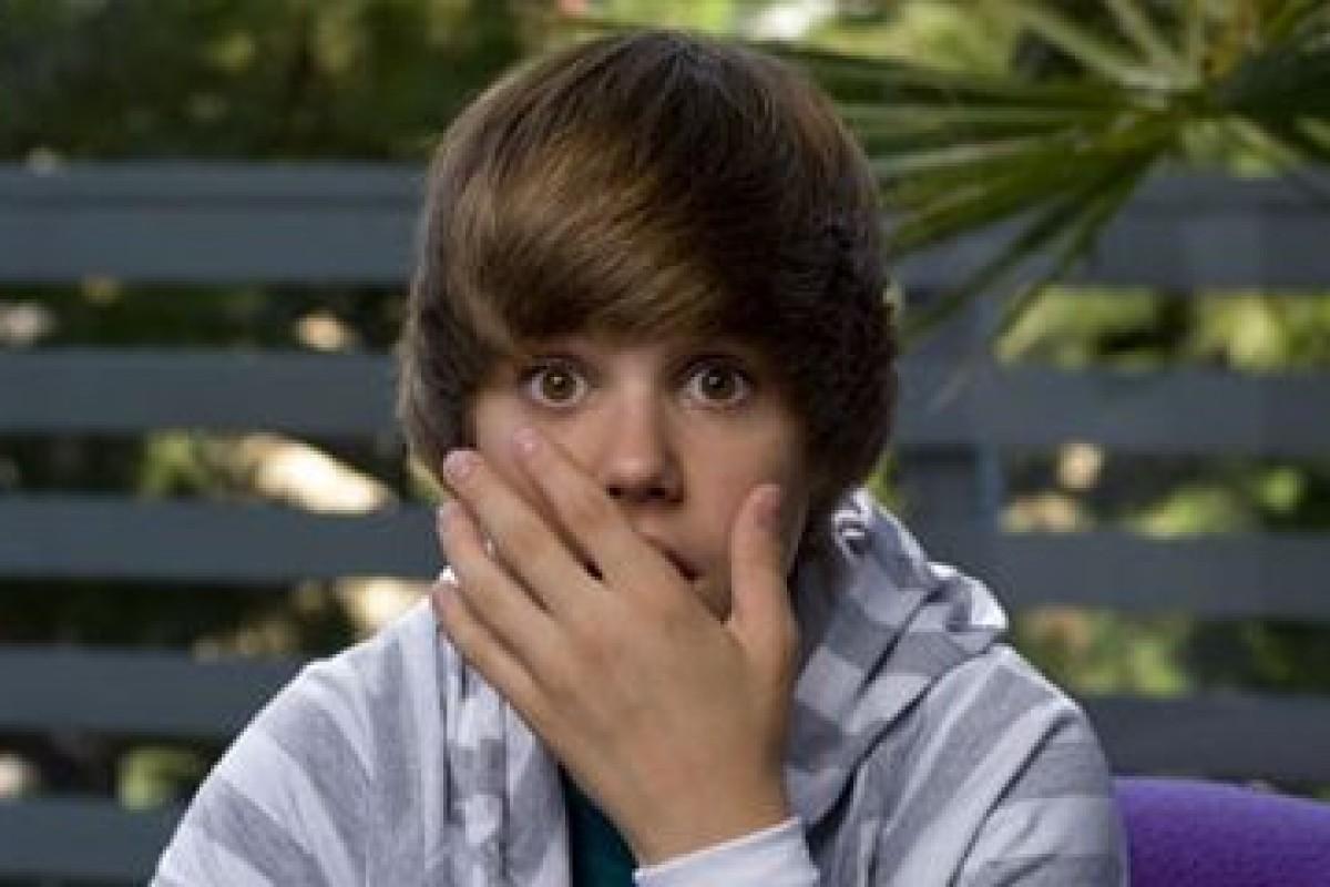 Le rechazaron la tarjeta de crédito a Justin Bieber