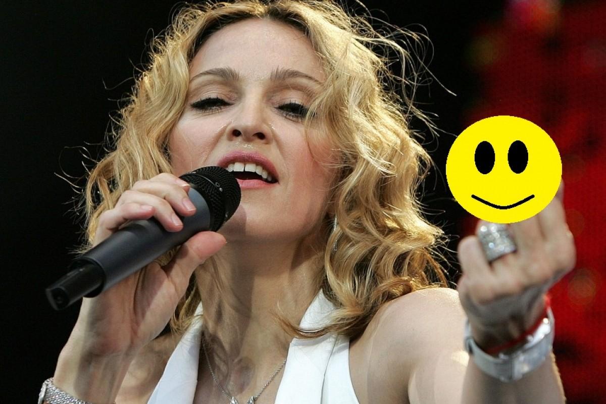 Madonna le baja la caña a los Trump