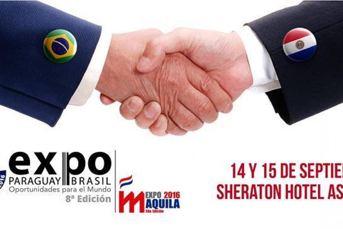 Negocios y la mejor Caipiriña: Expo Paraguay Brasil 2016