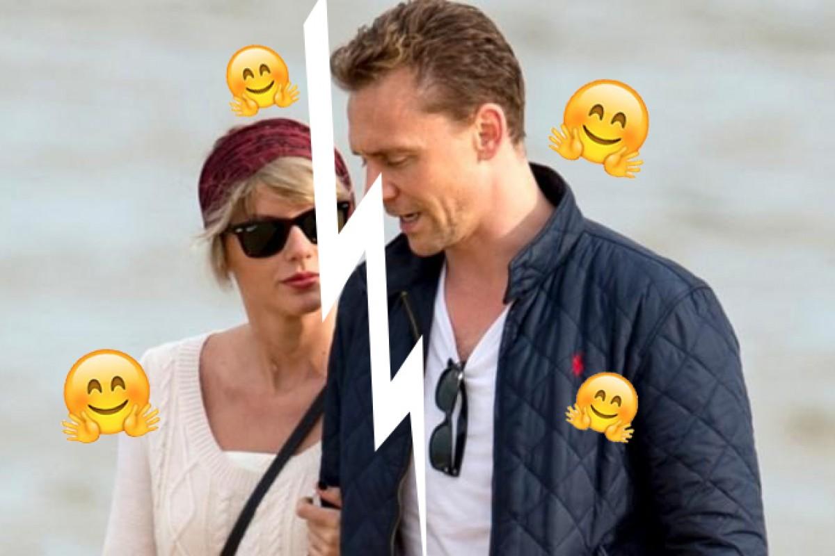 Se repite la historia: Taylor Swift y Tom Hiddleston terminan su relación luego de 3 meses