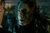 Javier Bardem protagoniza el primer trailer de la quinta entrega de Piratas del Caribe