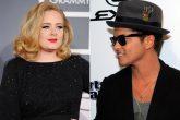 "Bruno Mars: ""Adele es una diva"""