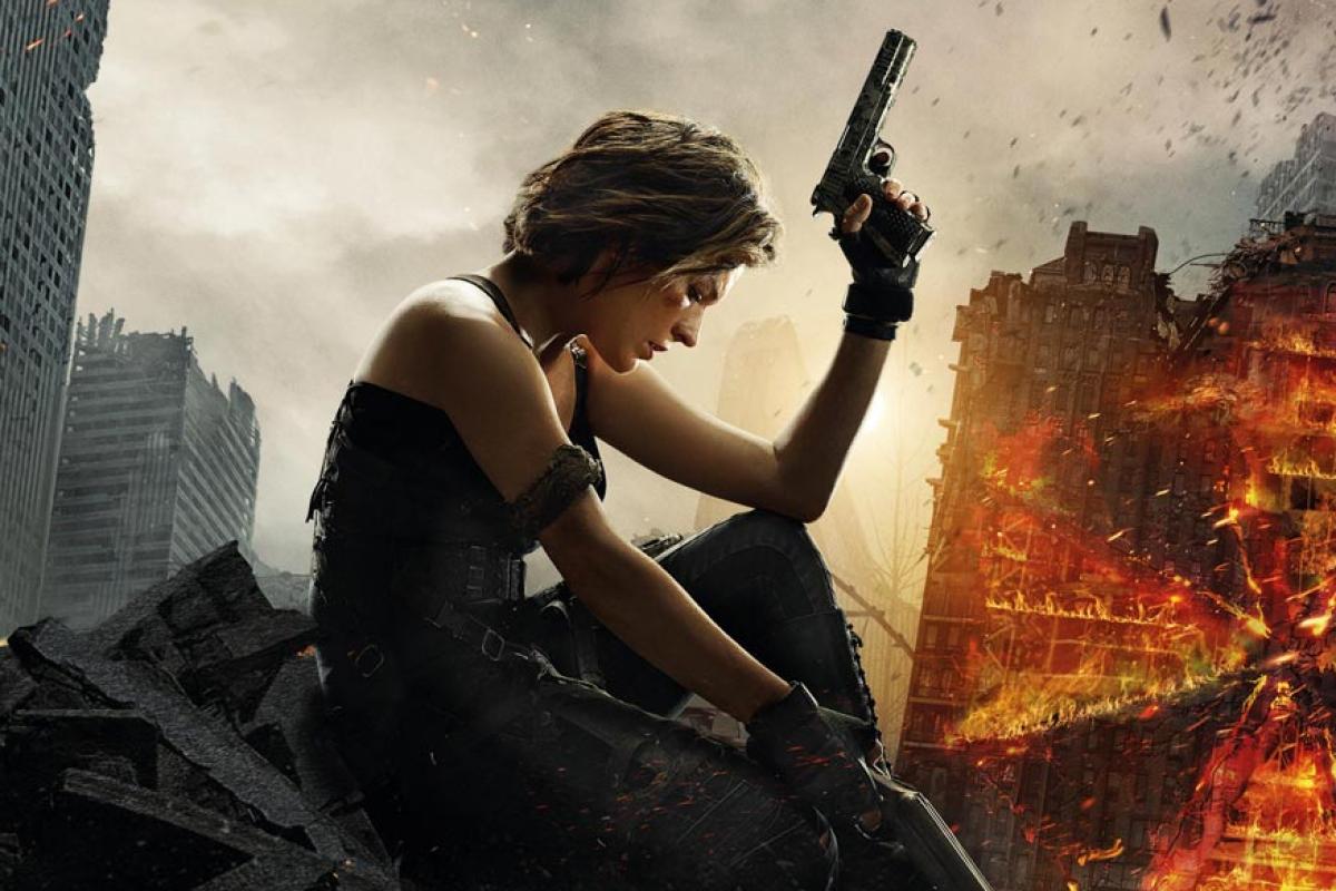 'Resident Evil: Capítulo final' presentó nuevo trailer cargado de acción