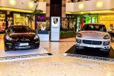 Porsche brilla con luz propia en el Shopping del Sol