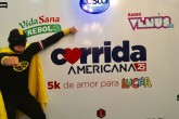 La Universidad Americana organiza corrida solidaria por sus 25 años