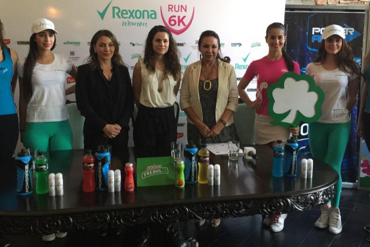 Rexona Women Run 6k ya cuenta con 1.500 corredoras