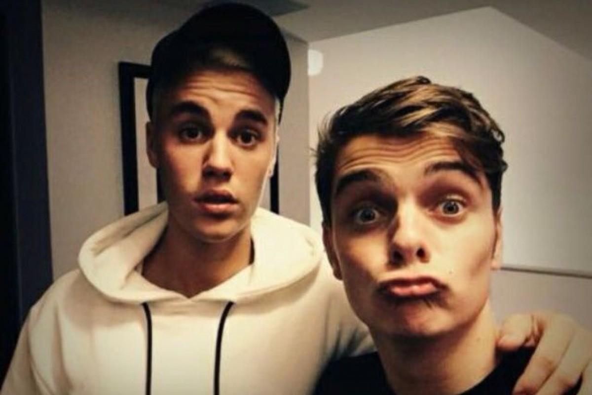 Justin Bieber y Martin Garrix salen juntos de gira
