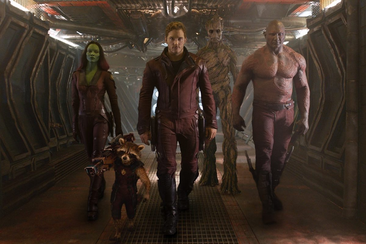 OMG! Primer trailer y póster de Guardians of the Galaxy 2