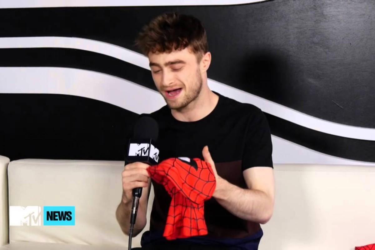 Daniel Radcliffe quería ser Spider-Man