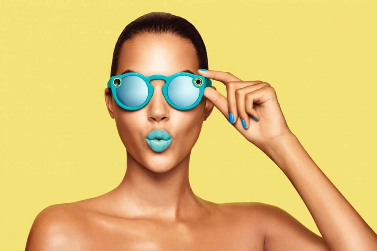 Snapchat  lanza el primer producto de hardware ¡Spectacles!