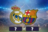 ¡El clásico imperdible! Barcelona vs Real Madrid