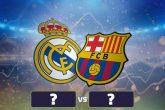 ¡El clásico imperdible! Barcelona vs Real Madrid