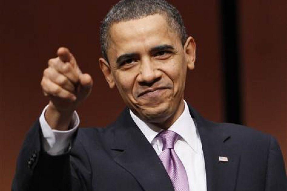 El fotógrafo de Obama, reveló sus 5 mejores fotos.