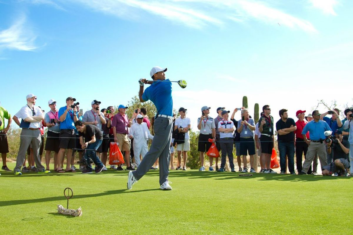 Vuelve el ex número 1 del mundo, Tiger Woods