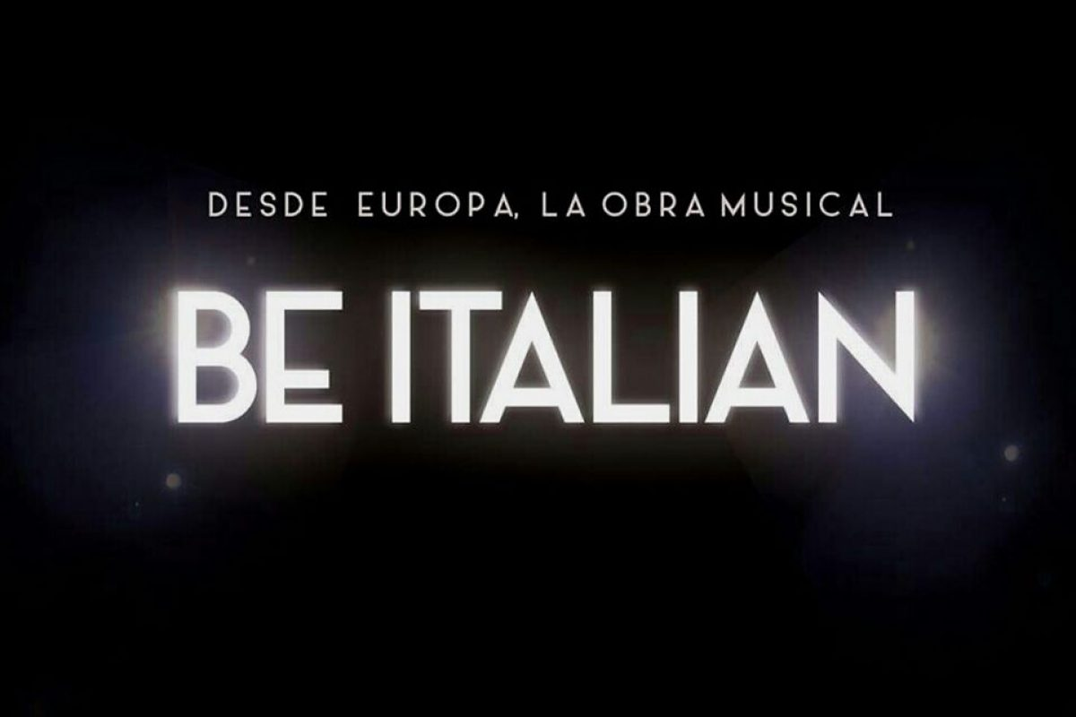 Be Italian, una obra al estilo Broadway