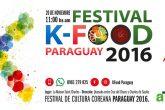 k Food Festival en Paraguay