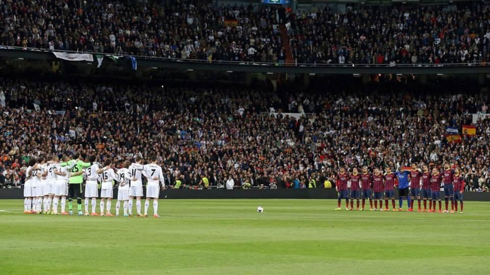 El sábado se juega Barcelona vs Real Madrid en el Camp Nou.