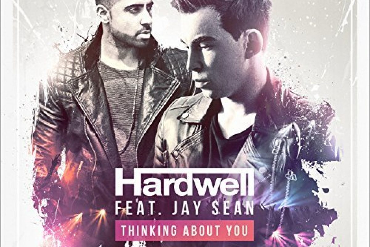 "Nuevo remix de Hardwell ""Thinking About You"" junto a KAAZE"