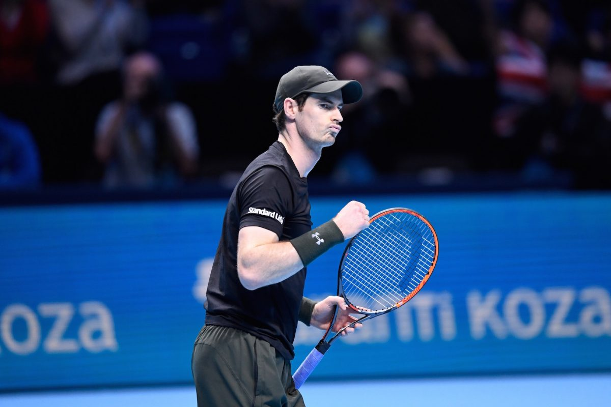 Andy Murray busca la final del ATP World Tour