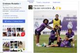 El tuit desubicado de Cristiano Ronaldo y sus seguidores no le perdonan