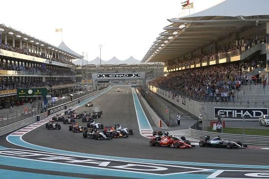 F1 en Abu Dhabi