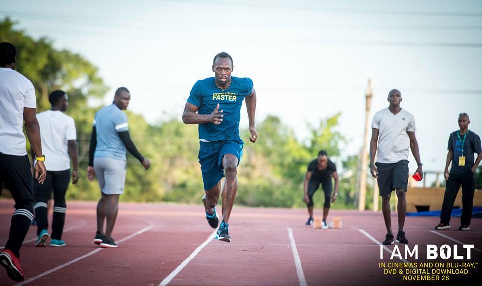 Imagen: I Am Bolt
