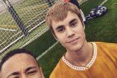 Justin Bieber en el Barcelona