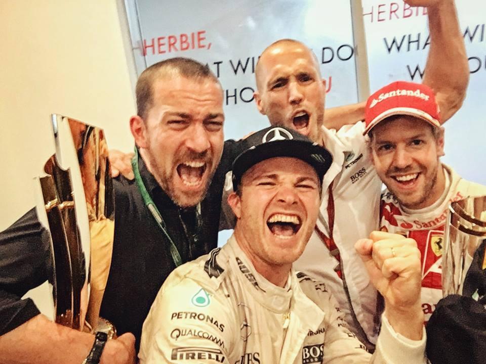Imagen: Nico Rosberg