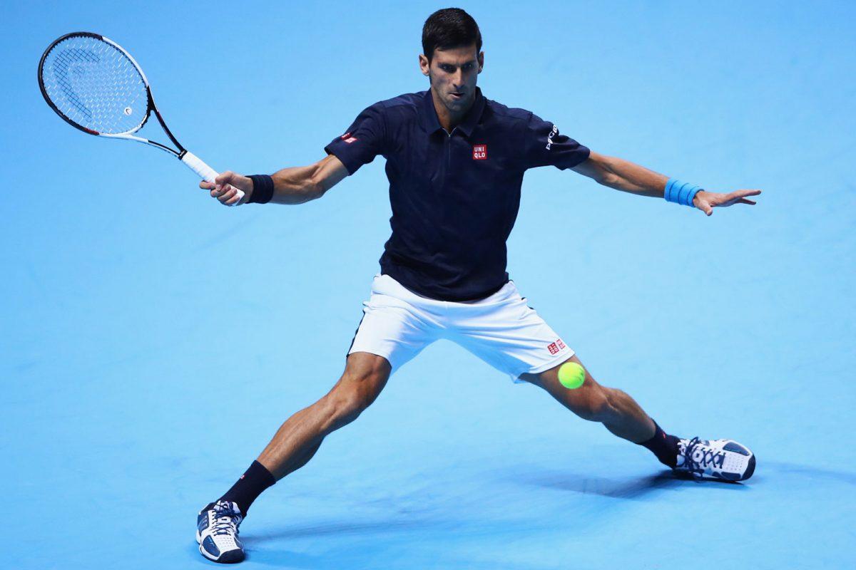 Masters de Londres Novak Djokovic ya está en semifinales