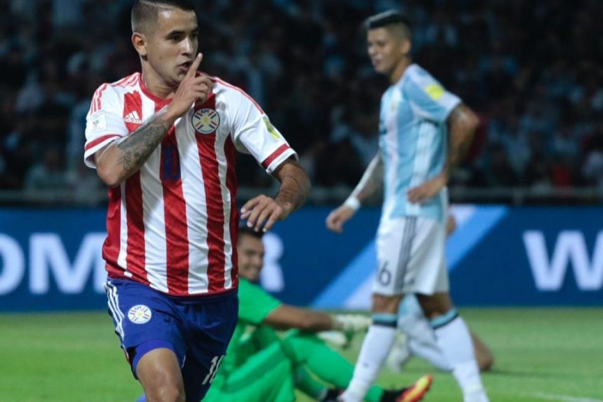 ¡Vamos Paraguay!