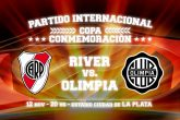 River Plate – Olimpia