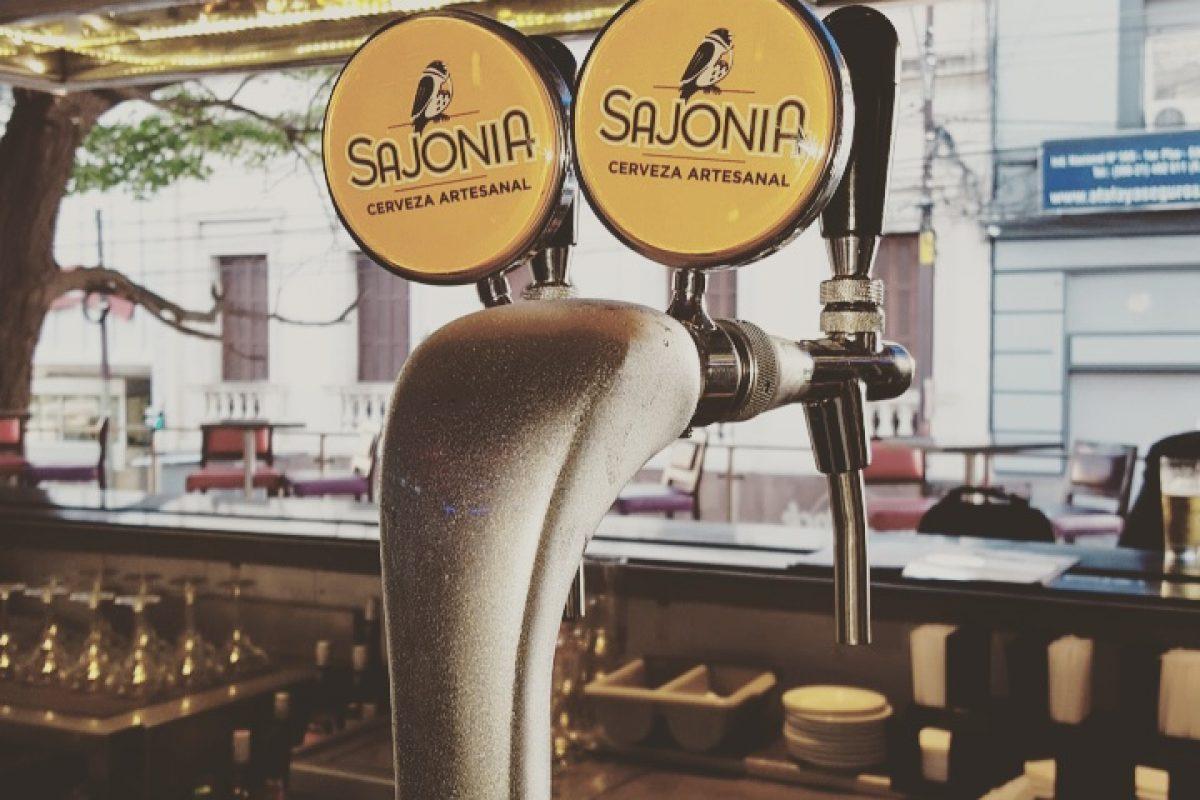 Aniversario Cerveza Sajonia
