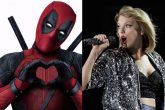 Taylor Swift se disfrazó de Deadpool con el traje original