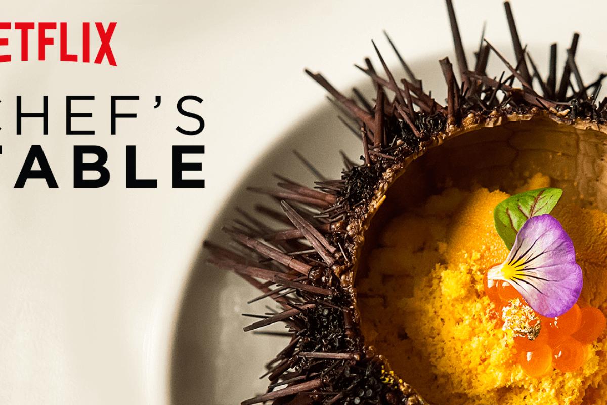 Una serie para los foodies de corazón ¡Chef's Table!