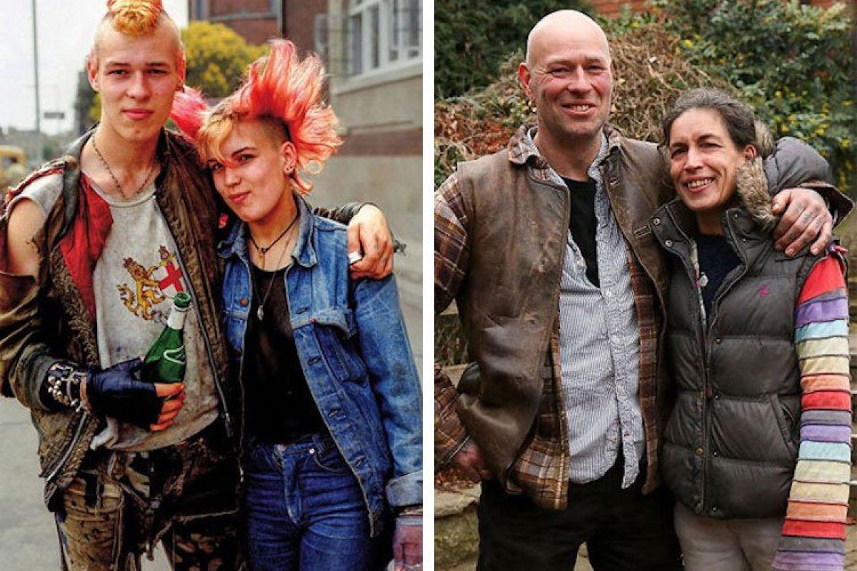 El antes y el después de una juventud que jamás morirá