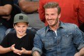 """¿Beckham el nuevo """"Chico lindo"""" del pop?"""