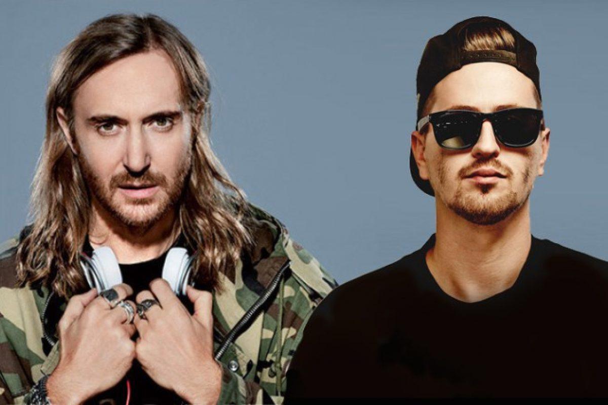 David Guetta y Robin Schulz colaboran en un nuevo tema