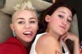 La hermanita de Miley, quiere un lugar en el mundo de la música