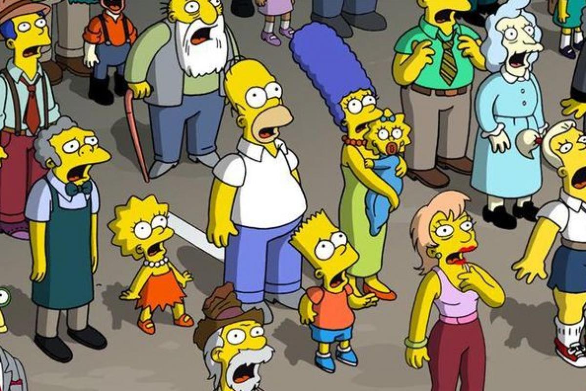 Los Simpson predijeron el accidente aéreo del equipo Chapecoense