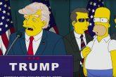 Los Simpsons dijeron que Donald Trump sería presidente hace 16 años