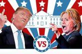 Las celebridades ya tienen sus candidatos para la Presidencia de los Estados Unidos