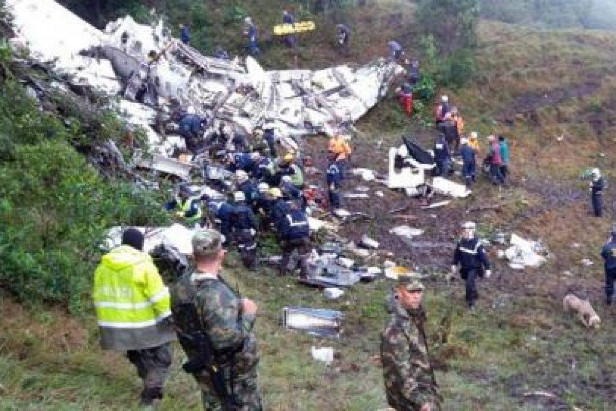 Quiénes son los 6 sobrevivientes del accidente de Chapecoense