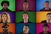 Jimmy Fallon reúne a estrellas para cantar un villancico