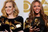 Plato fuerte: Beyonce y Adele actuarán en los Grammys