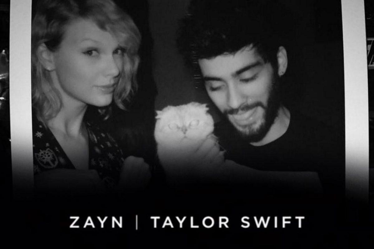 Nueva canción de Taylor Swift y Zayn Malik será incluida en el soundtrack de Fifty Shades Darker