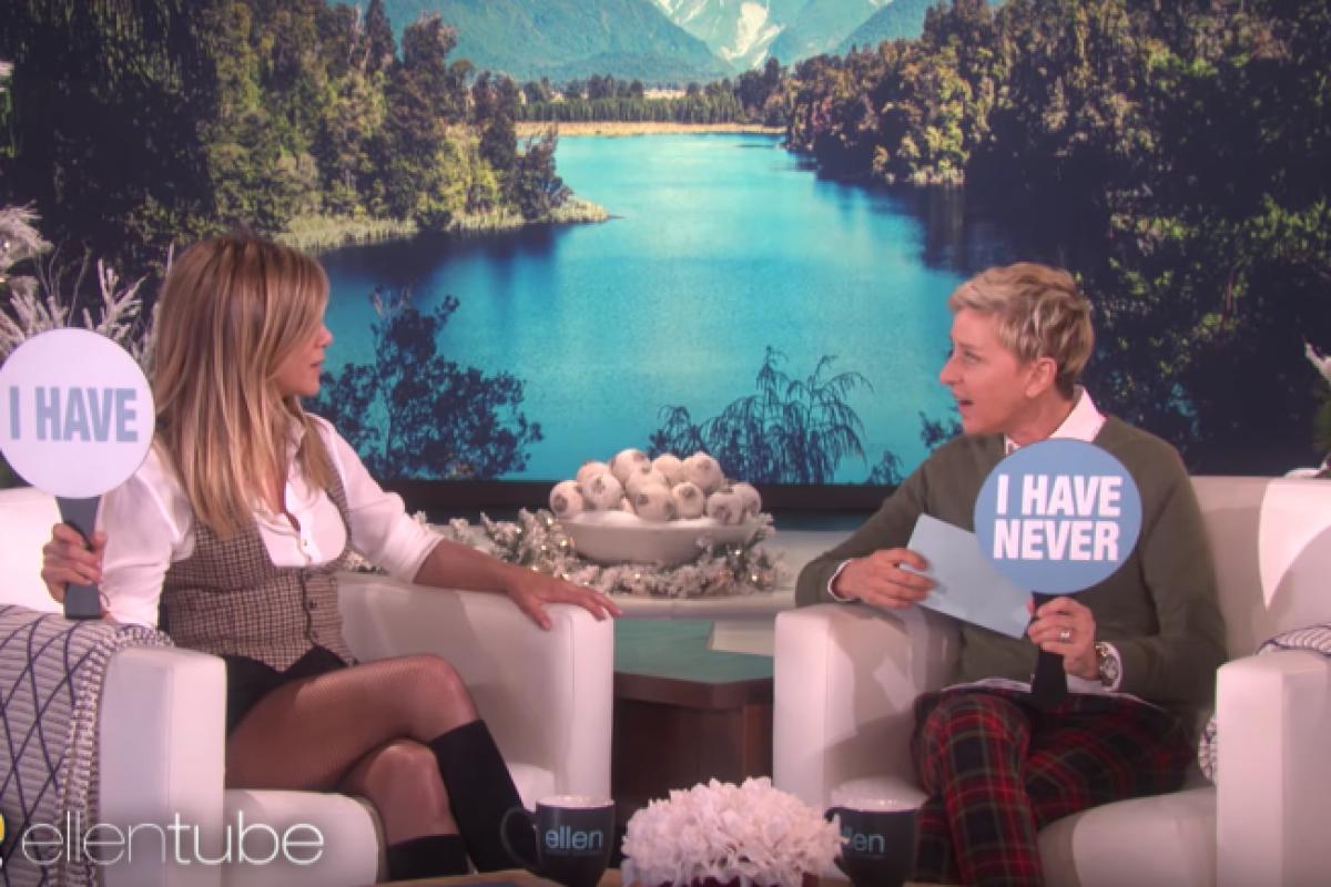 Jennifer Aniston hizo candentes revelaciones