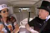 Bruno Mars sube al Carpool Karaoke